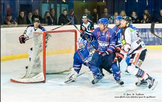 Hockey sur glace coupe de france coupe de france 1 16 mes de finale paris vs amiens - Final coupe de france hockey 2015 ...