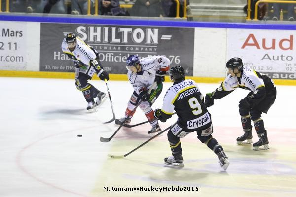 Hockey sur glace coupe de france coupe de france 1 8 mes de finale rouen vs caen rouen - Final coupe de france hockey 2015 ...