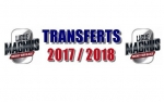 Hockey - Ligue Magnus : TRANSFERTS 2017/2018