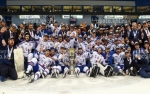 KHL : Saint-Pétersbourg champion