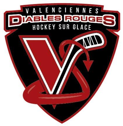 Diables rouges valenciennes hockey hebdo - Logo valenciennes ...