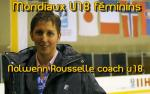 Interview : Nolwenn Rousselle coach U18