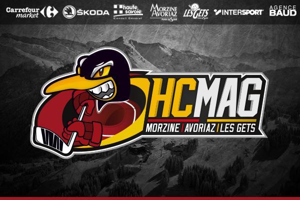 Hockey sur glace : Morzine avec les Gets! - Ligue Magnus ...
