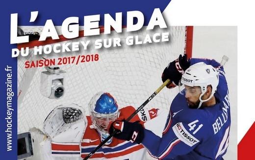 Hockey sur glace : NOUVEAU : L'Agenda du Hockeyeur ...