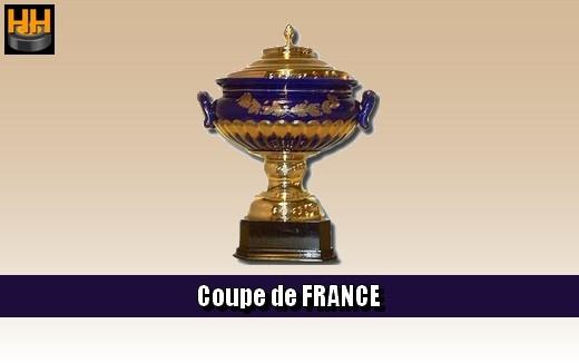 Hockey sur glace cdf r sultats premier tour coupe de france hockey hebdo - Resultats coupe de france ...