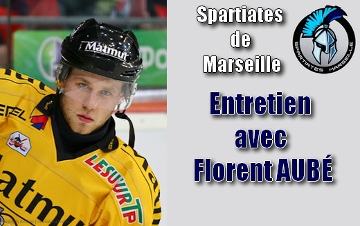 Photo hockey Marseille - Entretien avec Florent AUBÉ - Division 2 : Marseille (Les Spartiates)