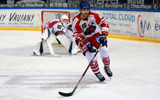 Photo hockey Playoffs J2 : réactions Grenoble Mulhouse - Ligue Magnus