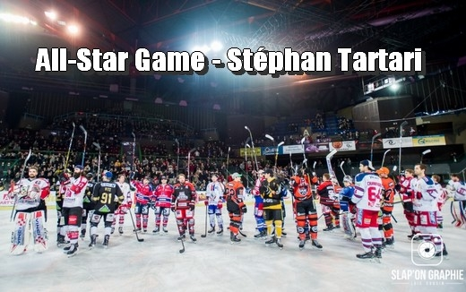 Photo hockey Stéphan Tartari  - All-Star Game  - Hockey en France