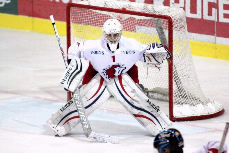 Photo hockey Timur Shiyanov, des choix payants - Hockey Mineur : Lausanne (Lausanne HC)