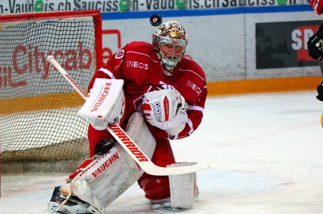 Photo hockey Cristo Huet vu par ses coéquipiers - Suisse - National League : Lausanne (Lausanne HC)