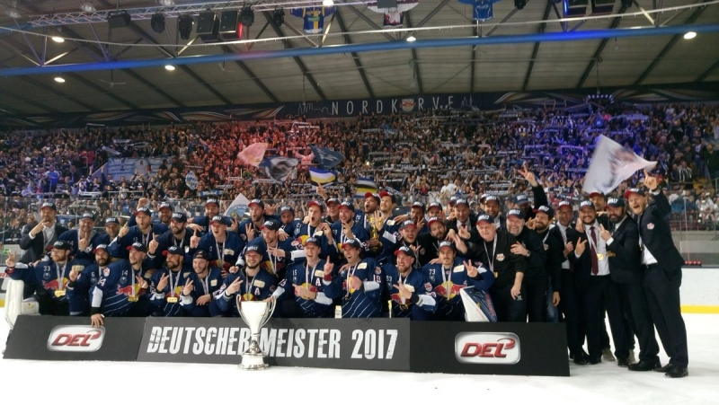 Photo hockey DEL: München double ! - Hockey en Europe