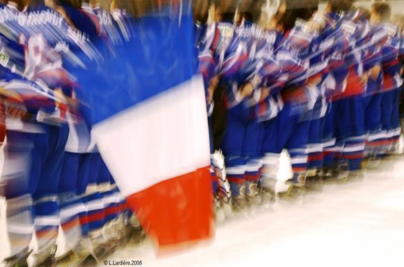Photo hockey EIHC : La France par la petite porte - Equipes de France