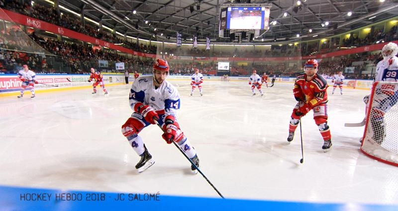 Photo hockey Grenoble: Pole Sud en travaux en 2019 - Ligue Magnus