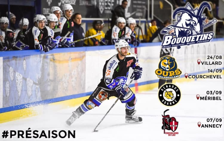 Hockey Rouen Calendrier.Hockey Sur Glace Hcmp Programme Des Matchs Amicaux