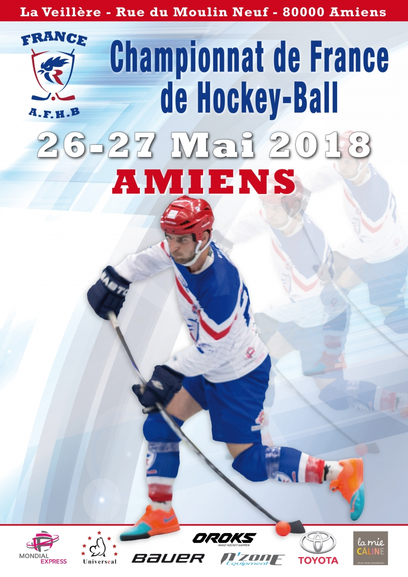 Photo hockey Hockey Ball: Championnat de France 2018 - Autour du hockey
