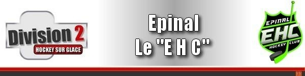 Photo hockey Hockey mineur : Epinal recrute - Division 2 : Epinal  (EHC)
