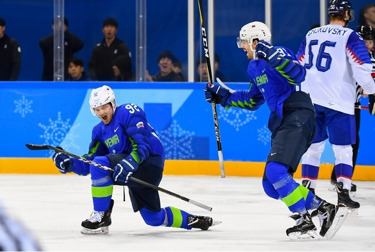Photo hockey JO : La Russie en quarts de finale - Jeux olympiques