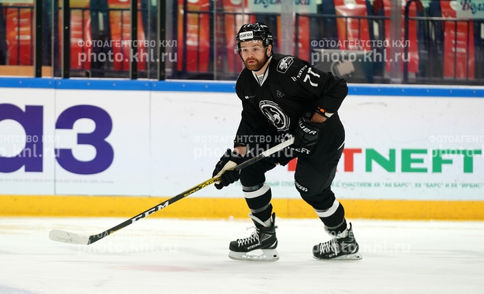 Photo hockey KHL : 10ème but pour Da Costa - KHL - Kontinental Hockey League