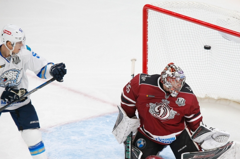 Photo hockey KHL : Astana de là que je m