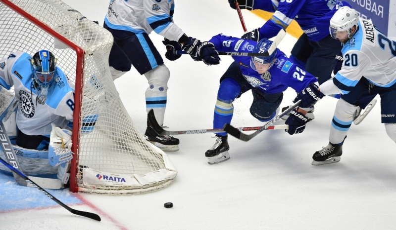 Photo hockey KHL : Comme d