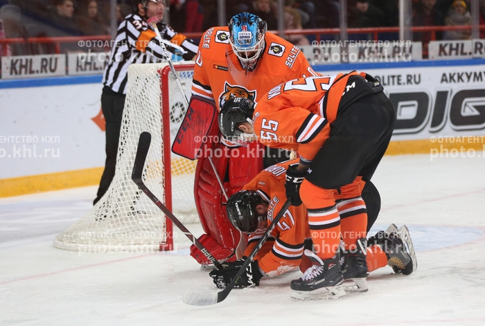 Photo hockey KHL : Dernier wagon, l