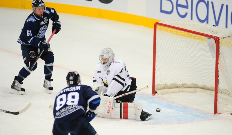 Photo hockey KHL : Enfin un match référence - KHL - Kontinental Hockey League