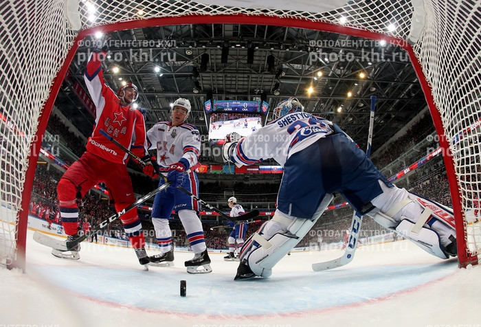Photo hockey KHL : Et ça continue encore et encore - KHL - Kontinental Hockey League