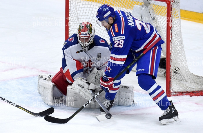 Photo hockey KHL : Hermétique - KHL - Kontinental Hockey League