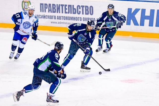 Fan zone of HC — Yugra — (Khanty-Mansiysk) 51