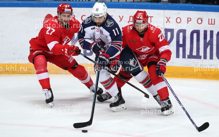 Photo hockey KHL : La difficile chasse aux Loups - KHL - Kontinental Hockey League