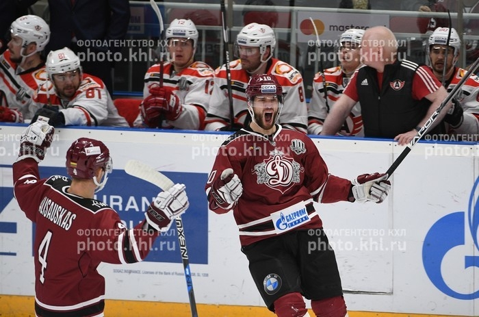 Photo hockey KHL : La route reste très longue - KHL - Kontinental Hockey League
