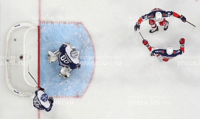 Photo hockey KHL : La vapeur renversée ? - KHL - Kontinental Hockey League