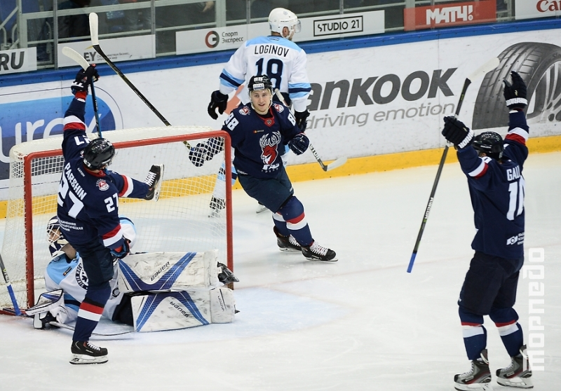 Photo hockey KHL : Le brame du Cerf - KHL - Kontinental Hockey League