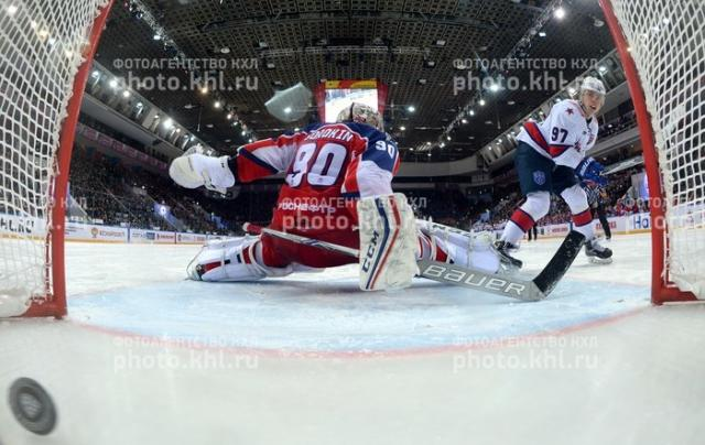 Photo hockey KHL : Le choc des titans - KHL - Kontinental Hockey League