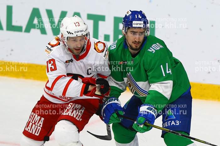 Photo hockey KHL : Le moteur se relance - KHL - Kontinental Hockey League