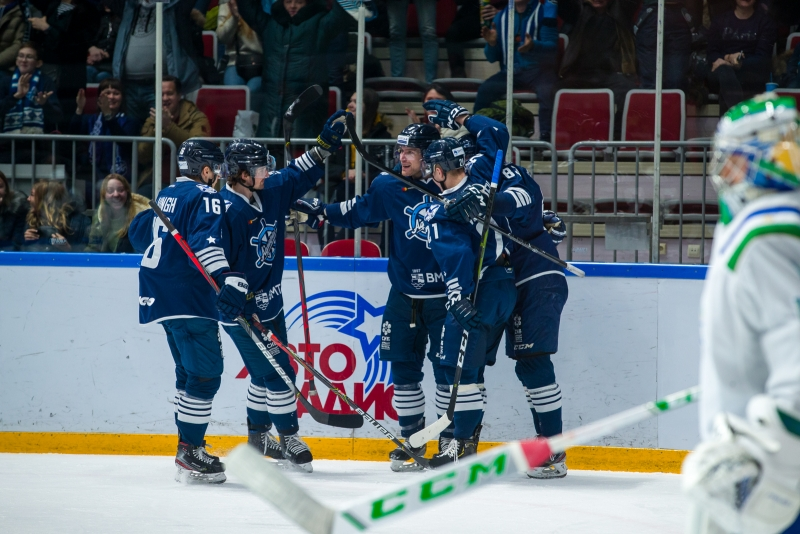 Photo hockey KHL : Les playoffs dans la longue vue ? - KHL - Kontinental Hockey League