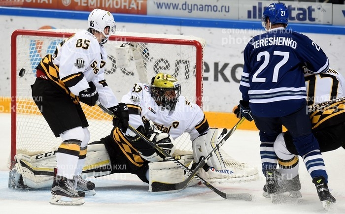 Photo hockey KHL : Portes d