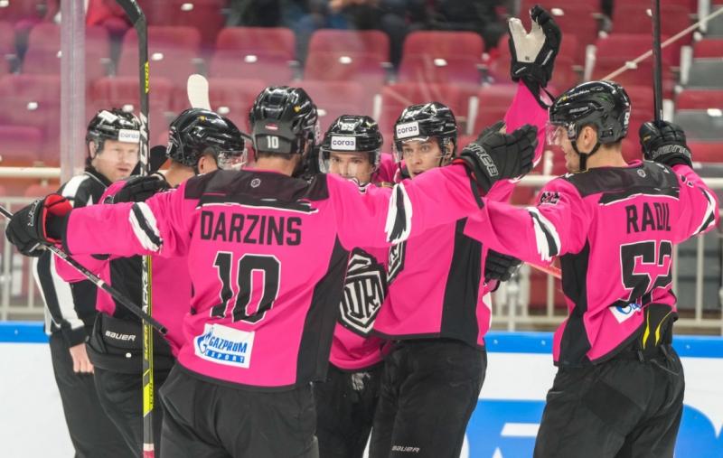 KHL Hockey Photo: Back in the Group - KHL - Kontinental Hockey League