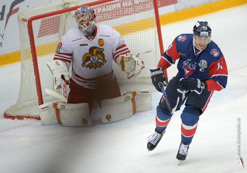 Photo hockey KHL : Sur un rythme rapide - KHL - Kontinental Hockey League