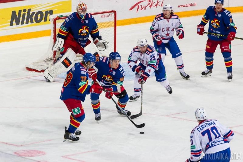 Hockey sur glace : KHL : Un match en extérieur - KHL ...