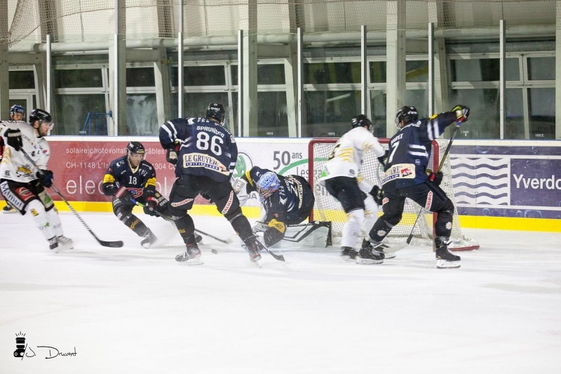 Photo hockey La préparation des Romands - Suisse - Divers
