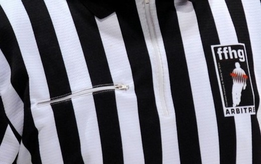 Photo hockey Les Arbitres créent leur association - Hockey en France