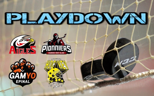 Photo hockey LM: Playoffs / Playdown - Ligue Magnus