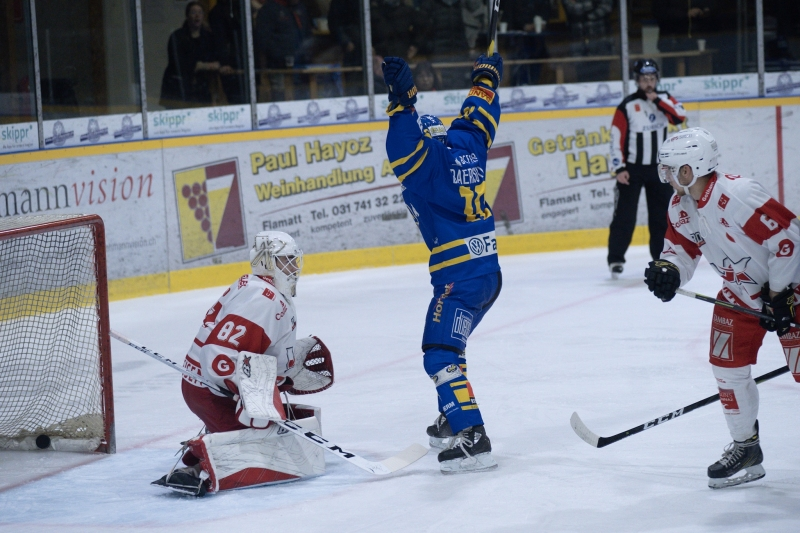 Photo hockey Maxime Baud revient en Suisse - Suisse - MySports League : Huttwil (Hockey Huttwil)