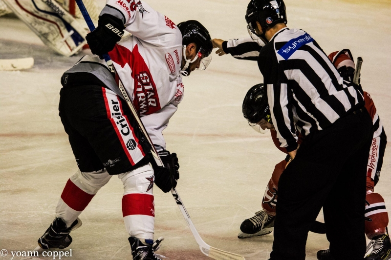 Photo hockey MSL: Star Forward en partenariat - Suisse - MySports League : Morges / Lausanne (Star-Forward)