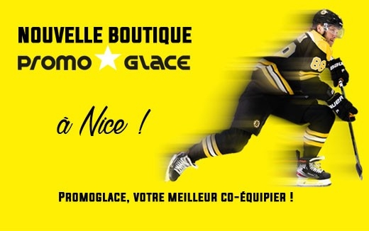 Photo hockey Nice : Nouvelle Boutique PROMOGLACE - Hockey en France : Nice (Les Aigles)