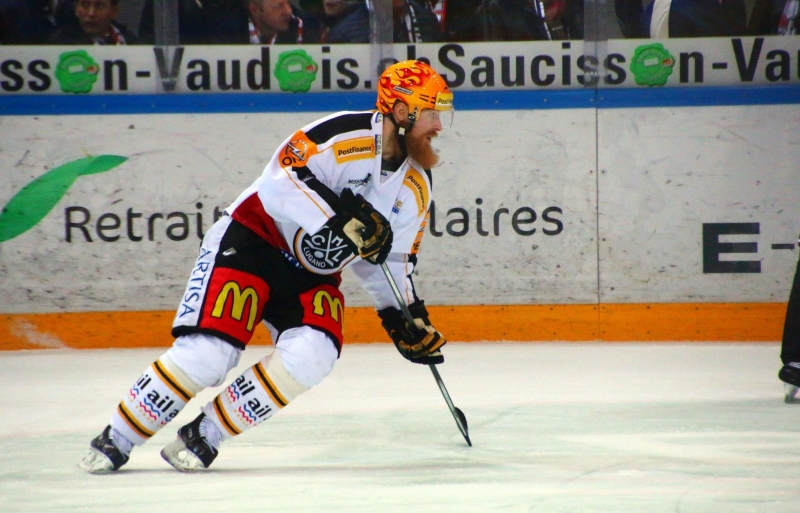 Photo hockey NLA: Klasen reste luganais - Suisse - National League : Lugano (HC Lugano)