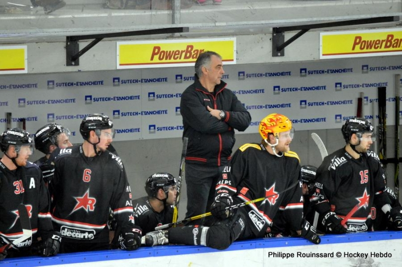 Photo hockey NLB: Martigny fera recours - Suisse - Swiss League : Martigny (HC Martigny)