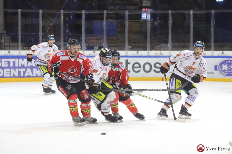 Photo hockey Suisse: Clubs amateurs en phase 2 - Suisse - Divers