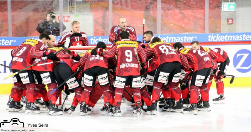 Photo hockey Suisse: Position de la SIHF - Suisse - Divers